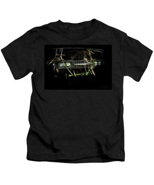 T-bird Tree Bird Kids T-Shirt