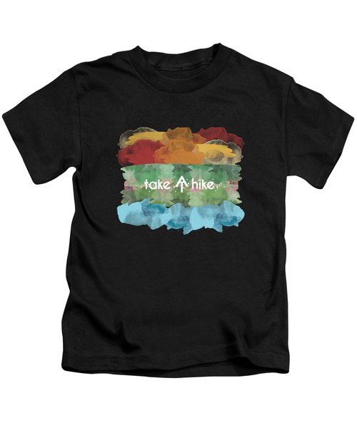 Take A Hike Appalachian Trail Kids T-Shirt