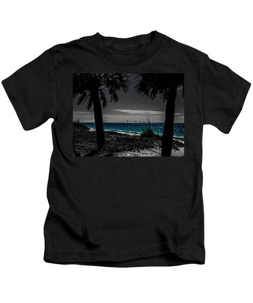 Tampa Bay Blue Kids T-Shirt