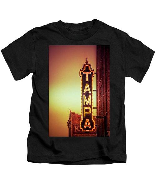 Tampa Theatre Kids T-Shirt