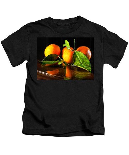 Tangerines Kids T-Shirt