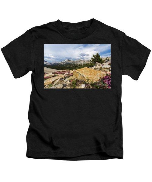 Tanya Overlook  Kids T-Shirt