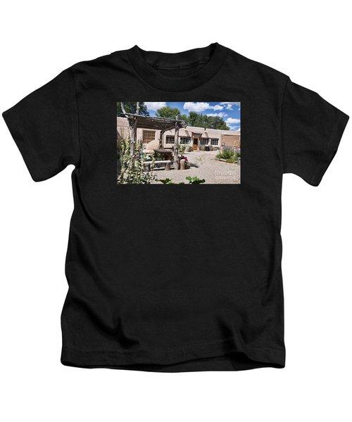 Taos Adobe Complex Kids T-Shirt