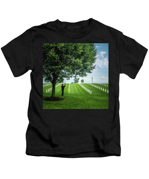 Taps Color Kids T-Shirt