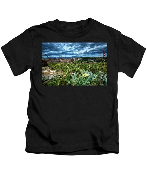 Tarragona From The Roman Wall Kids T-Shirt
