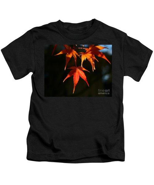 Tearful Farewell Kids T-Shirt