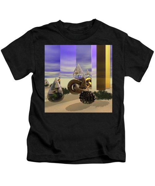 Tears In The Desert Kids T-Shirt