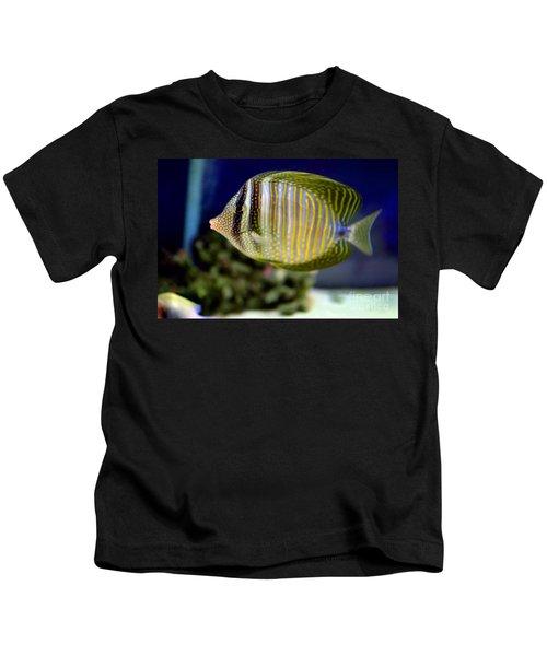 Technicolor Fish Kids T-Shirt