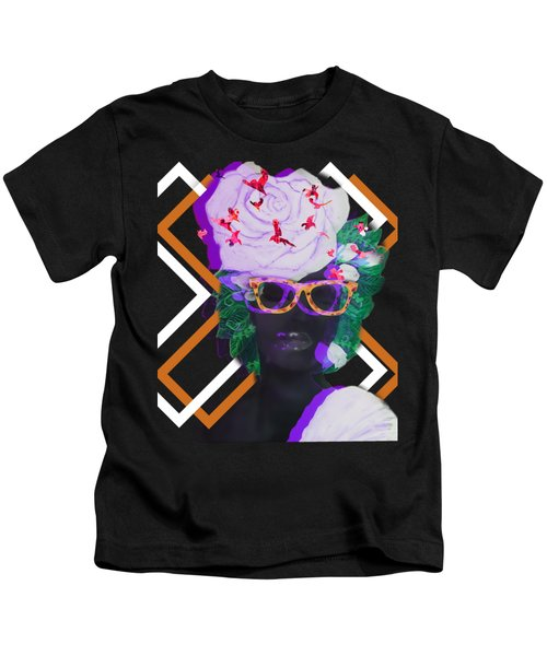 Techno Mieya Kids T-Shirt