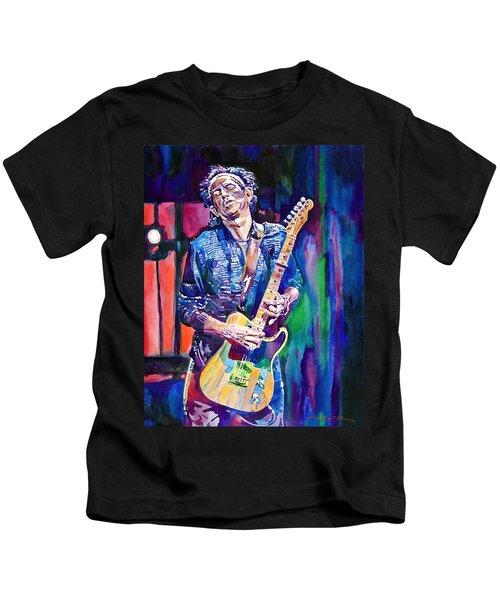 Telecaster- Keith Richards Kids T-Shirt