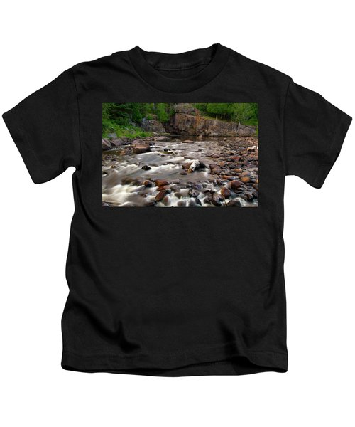 Temperance River Kids T-Shirt