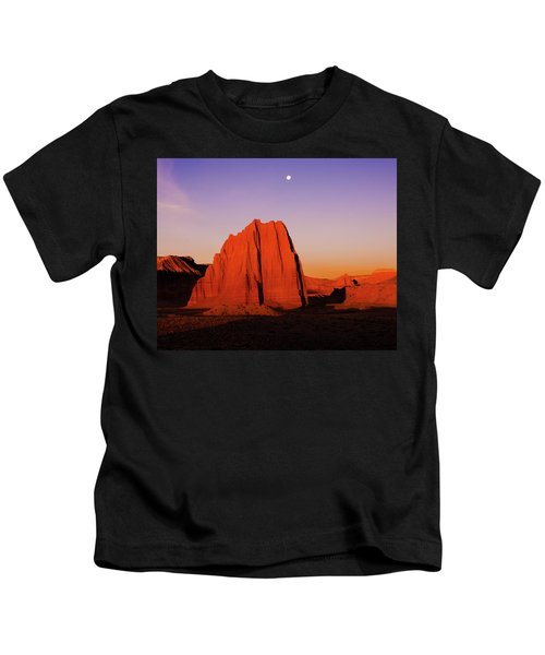 Temple Of The Sun  Kids T-Shirt