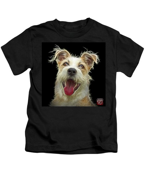 Terrier Mix 2989 - Bb Kids T-Shirt