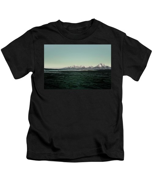 Tetons Kids T-Shirt