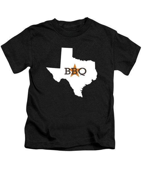 Texas Bbq Kids T-Shirt
