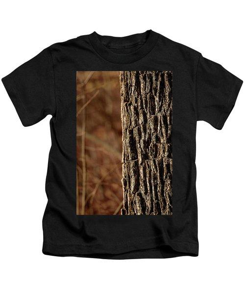 Texture Study Kids T-Shirt