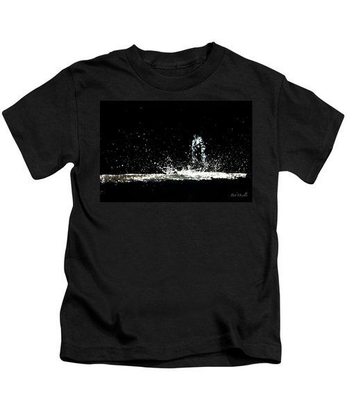 That Falls Like Tears From On High Kids T-Shirt