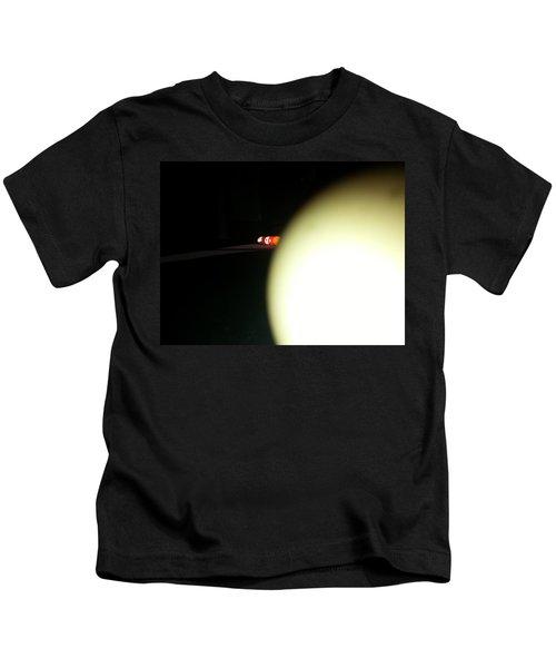 That's No Moon Kids T-Shirt