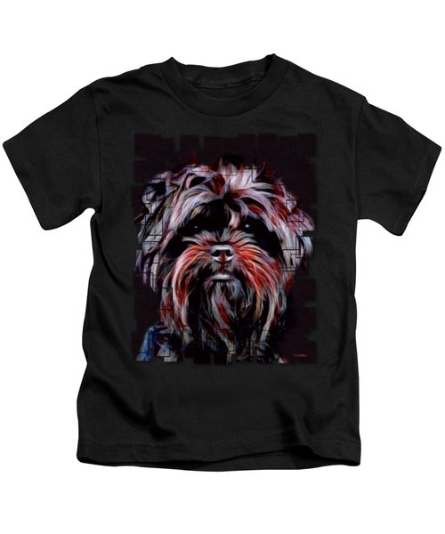 The Affenpinscher Kids T-Shirt