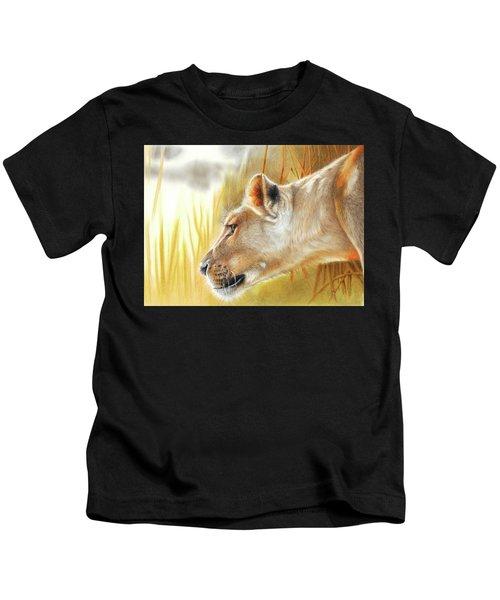 The African Queen Kids T-Shirt