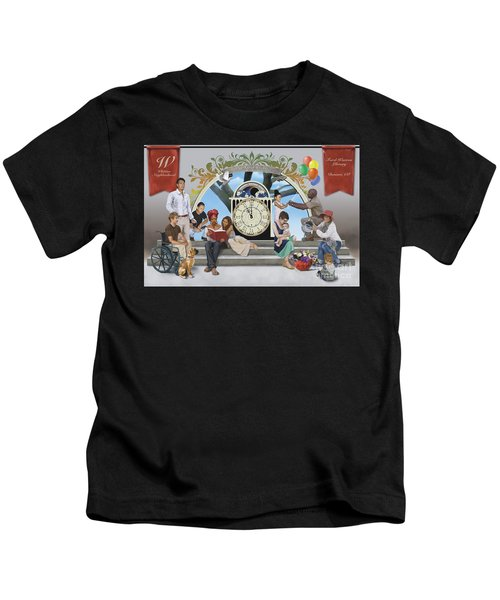 The Age Of Kindness Kids T-Shirt