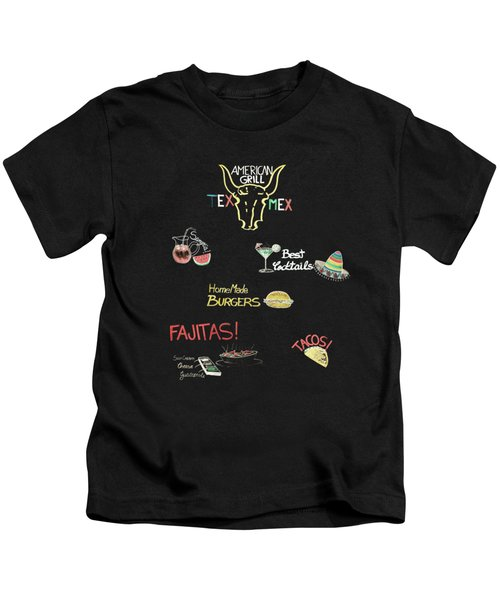The American Grill Kids T-Shirt