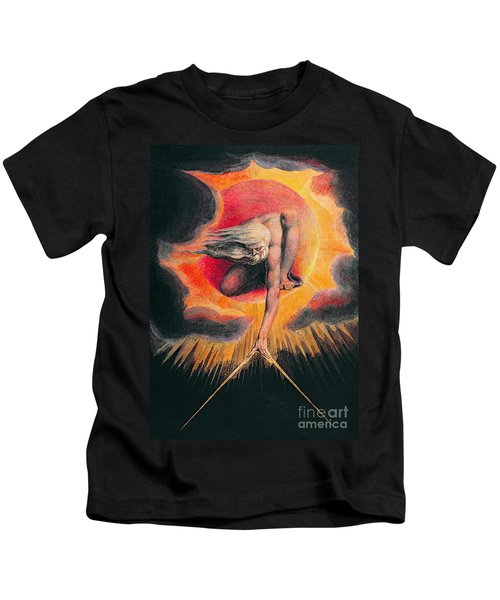 The Ancient Of Days Kids T-Shirt