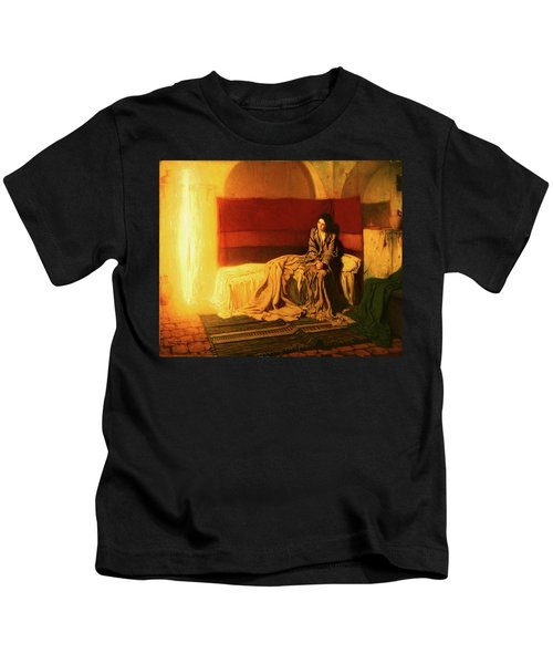 The Annunciation Kids T-Shirt