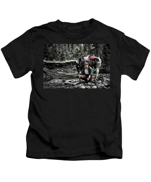 The Back Country Guardian Kids T-Shirt