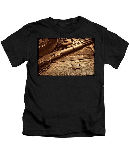 The Badge Kids T-Shirt