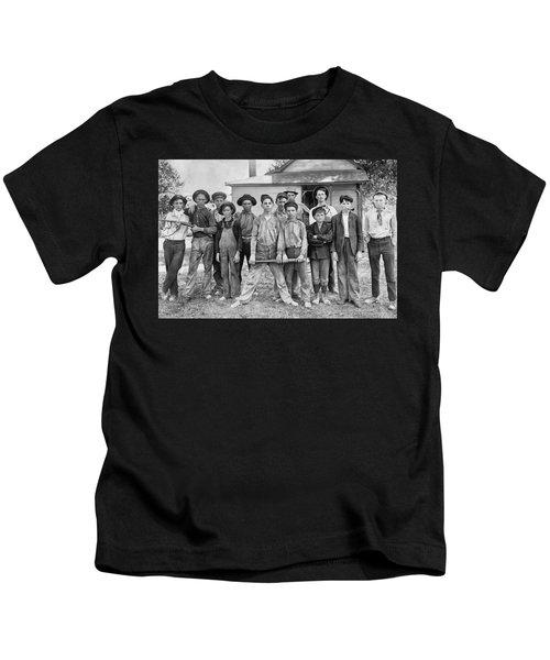 The Ball Team Kids T-Shirt