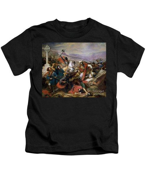 The Battle Of Poitiers Kids T-Shirt