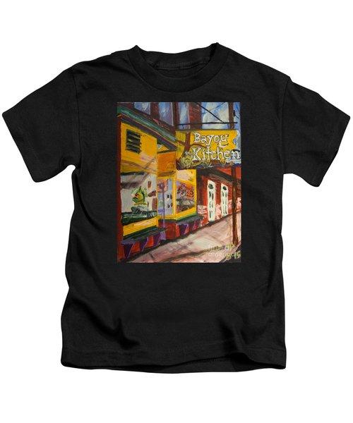The Bayou Kitchen Kids T-Shirt