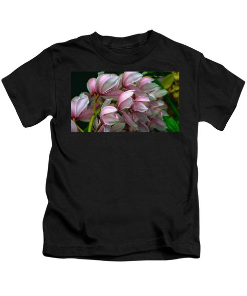The Beauty Of Orchids Kids T-Shirt