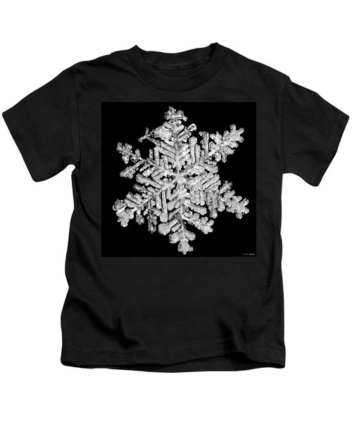 The Beauty Of Winter Kids T-Shirt