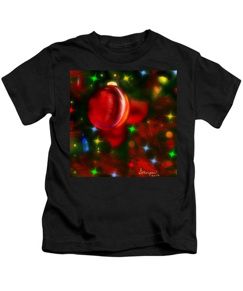 The Big Red Kids T-Shirt
