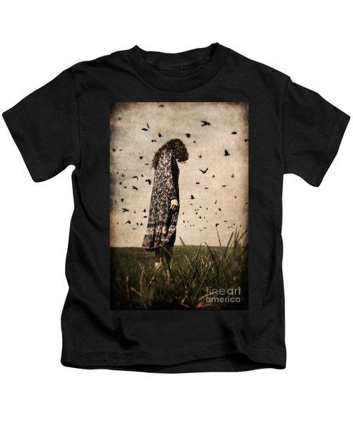 The Birds Kids T-Shirt
