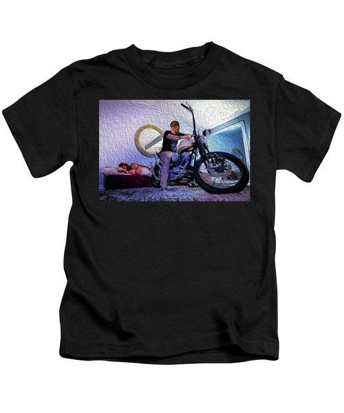 The Boss- Kids T-Shirt