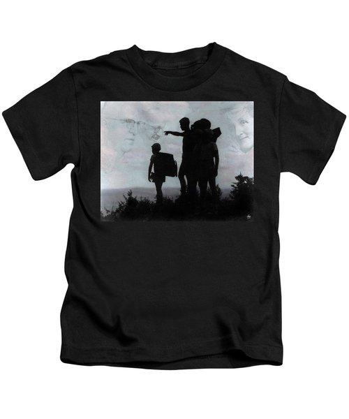 The Call Centennial Cover Image Kids T-Shirt