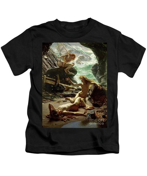 The Cave Of The Storm Nymphs Kids T-Shirt