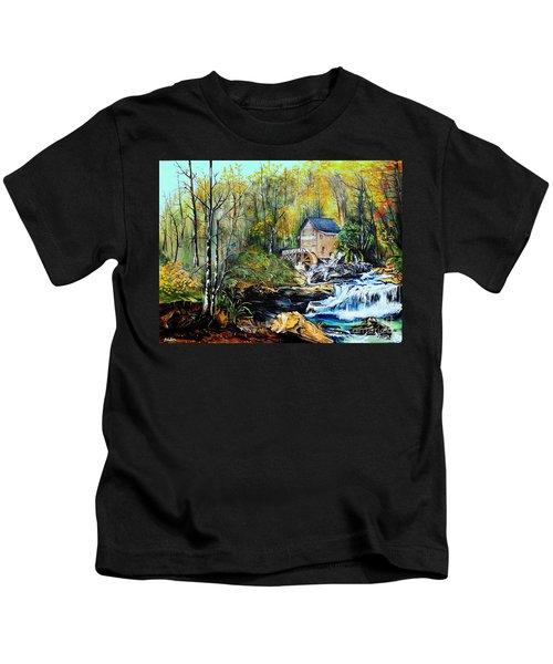 Glade Creek Kids T-Shirt