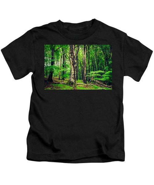 The Crowds Kids T-Shirt