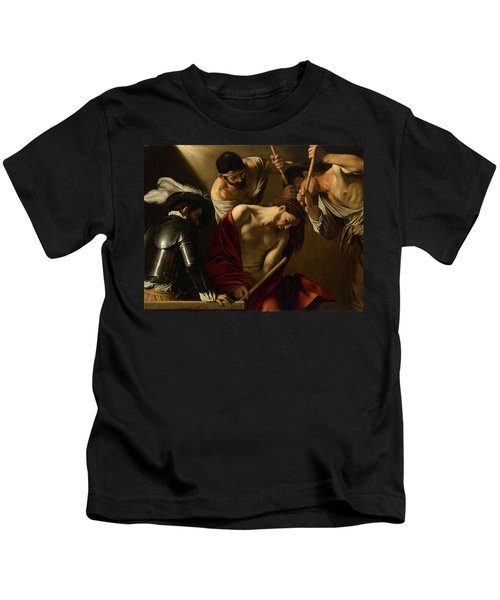 The Crowning With Thorns Kids T-Shirt