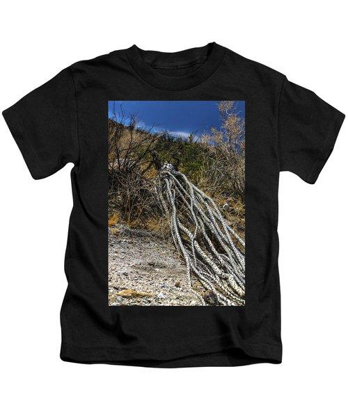 The Desert Sentinel Kids T-Shirt
