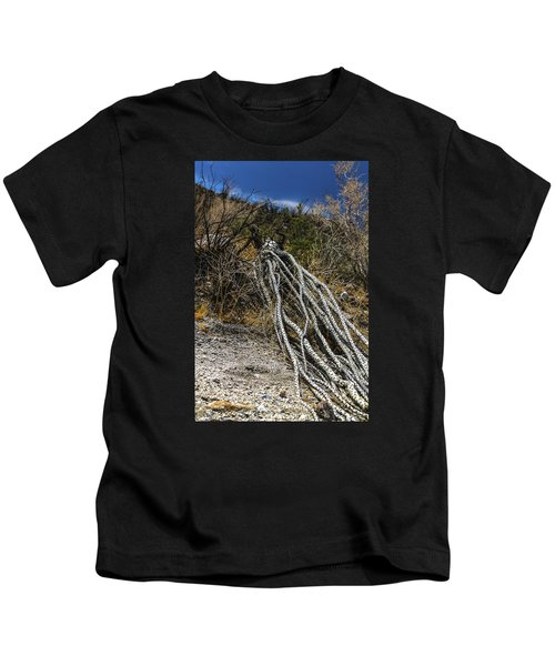 The Desert Sentinel Kids T-Shirt