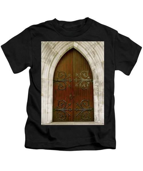 The Door Of Opportunity Kids T-Shirt