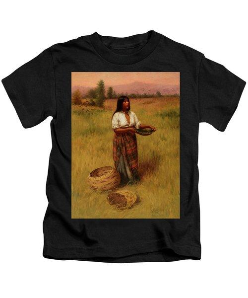 The Dove Garden Kids T-Shirt