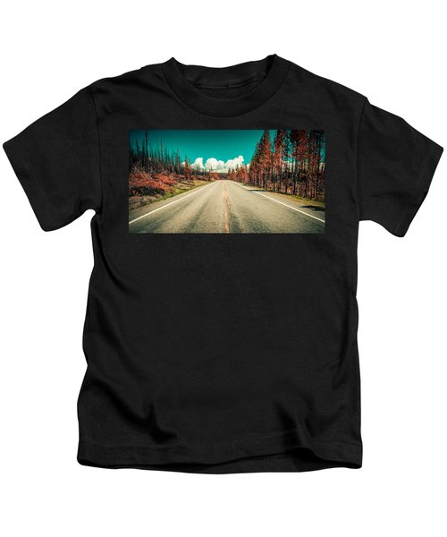 The Dried County Kids T-Shirt