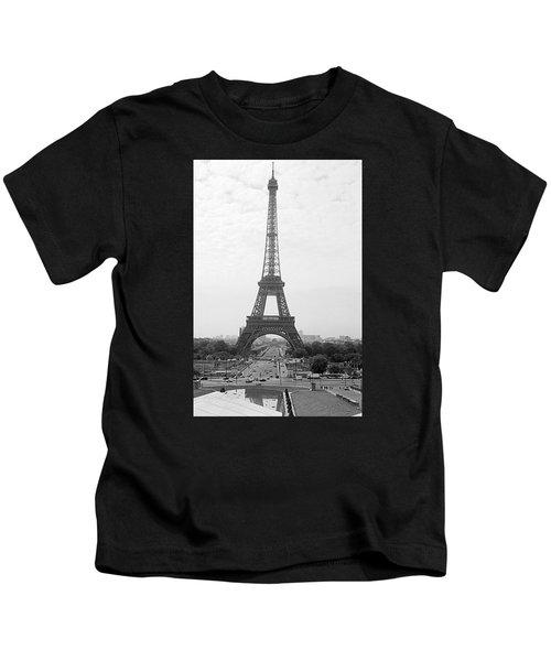The Eiffel Tower Kids T-Shirt
