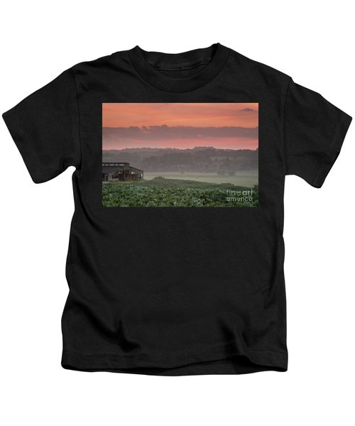 The English Landscape 2 Kids T-Shirt